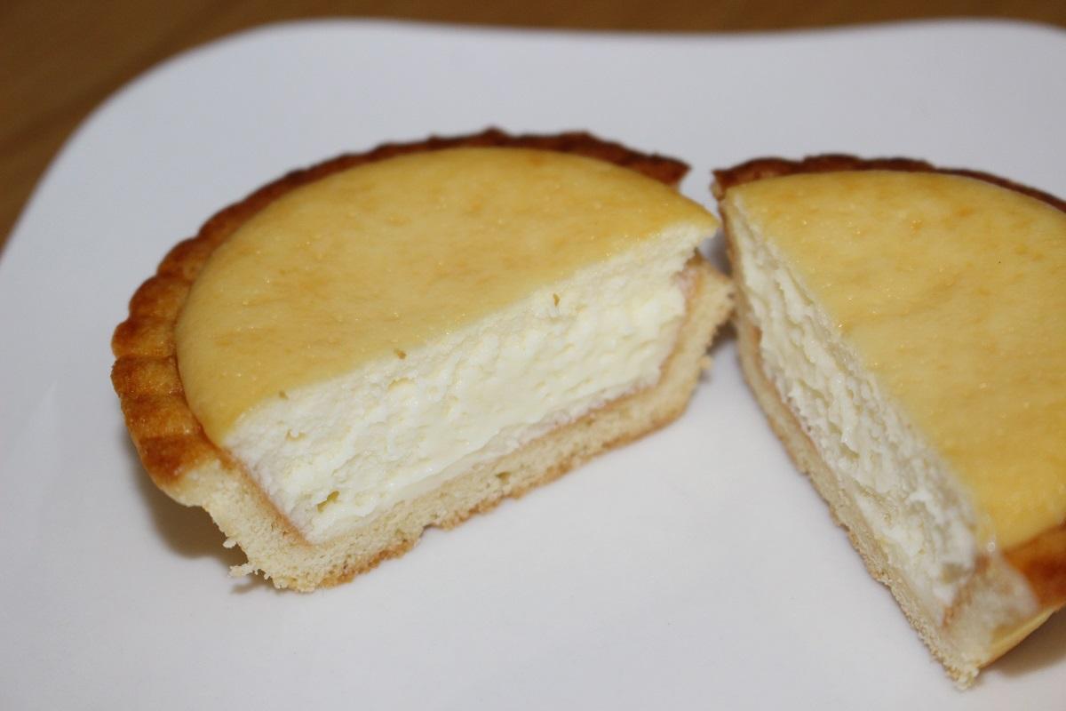 サークルKサンクス 濃厚焼きチーズタルト